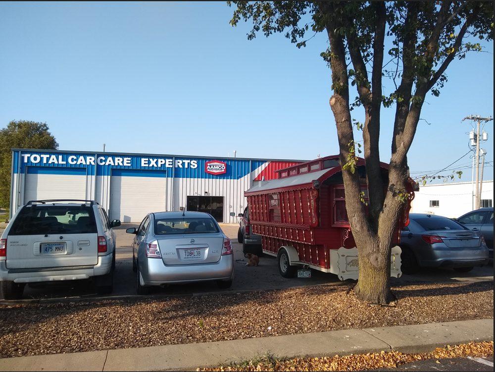 AAMCO Transmissions & Total Car Care: 2221 Tulane Ave, Salina, KS