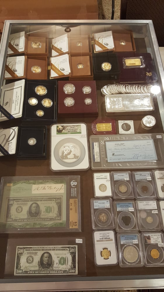 Specialty Stamp & Coin: 7 Taylor St, Champaign, IL