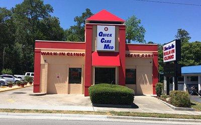 Quick Care Med: 514 W Noble Ave, Williston, FL