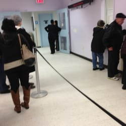 New York City Food Stamp Office Public Services Government