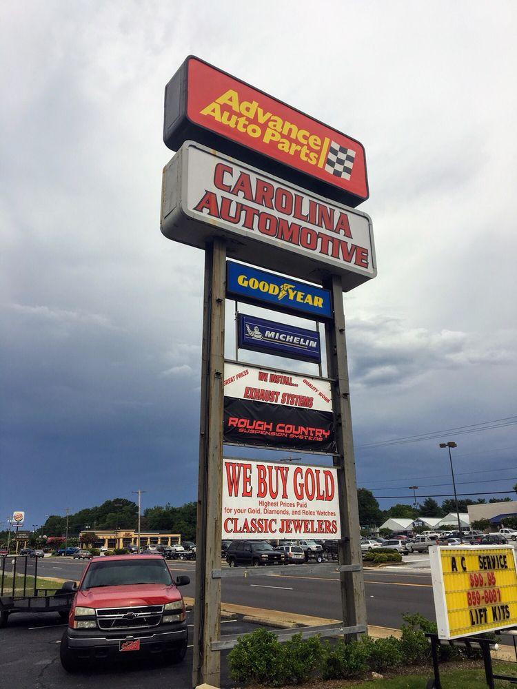 Carolina Automotive Service: 6031 Calhoun Memorial Hwy, Easley, SC