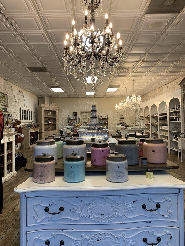 Bathhouse Soapery & Caldarium: 366 Central Ave, Hot Springs, AR