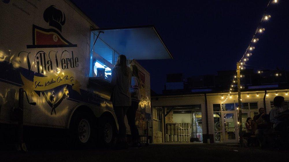 Villa Verde Food Truck: Greenville, NC