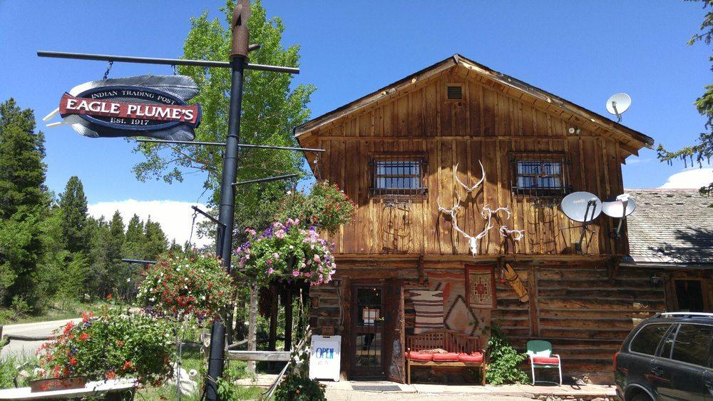 Eagle Plume's: 9853 Hwy 7, Allenspark, CO