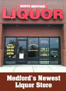 North Medford Liquor & Tobacco: 1590 Delta Waters Rd, Medford, OR