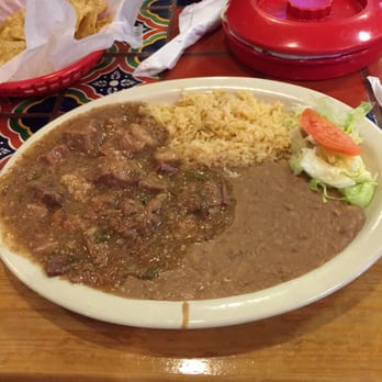 Photo Of Chuy S Mexican Restaurant Fort Worth Tx United States Carne Guisada