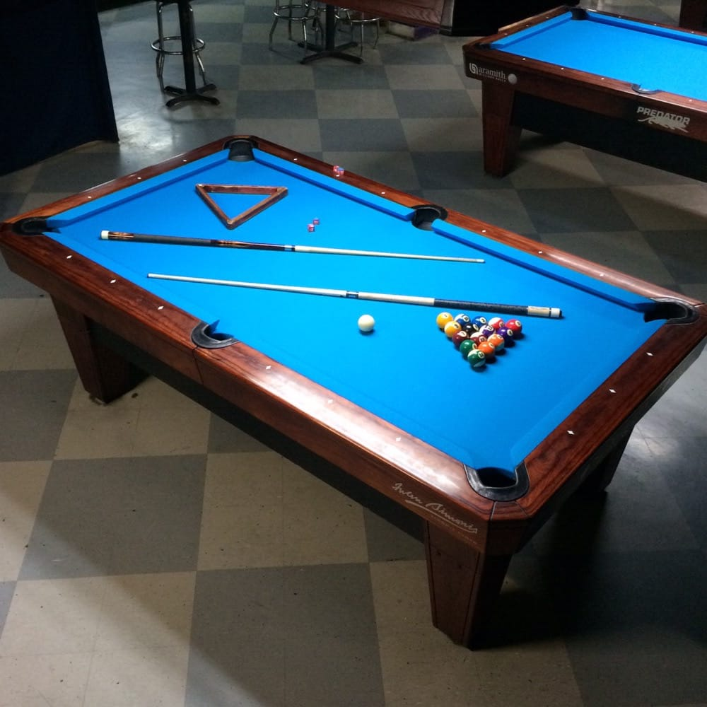 DIAMOND Foot Pool Table Yelp - 7 foot diamond pool table