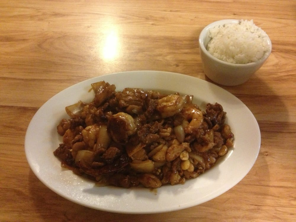 Assorted kung pao meats yelp for Hunan gardens chinese restaurant