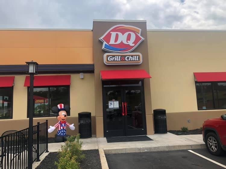 Dairy Queen Grill & Chill: 1515 Alabama Ave S, Bremen, GA