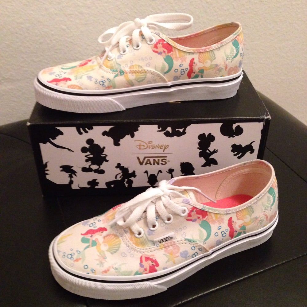 5ec024bd221b7a Disney s Ariel (The Little Mermaid) by Vans - Yelp