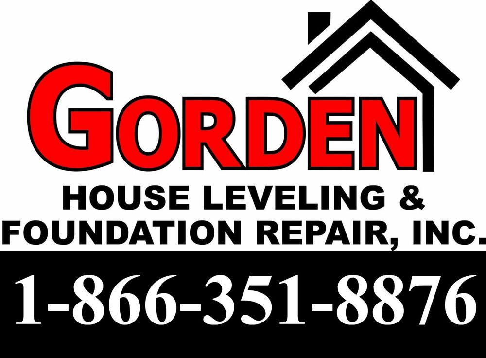 Gorden House Leveling and Foundation Repair: Bonham, TX