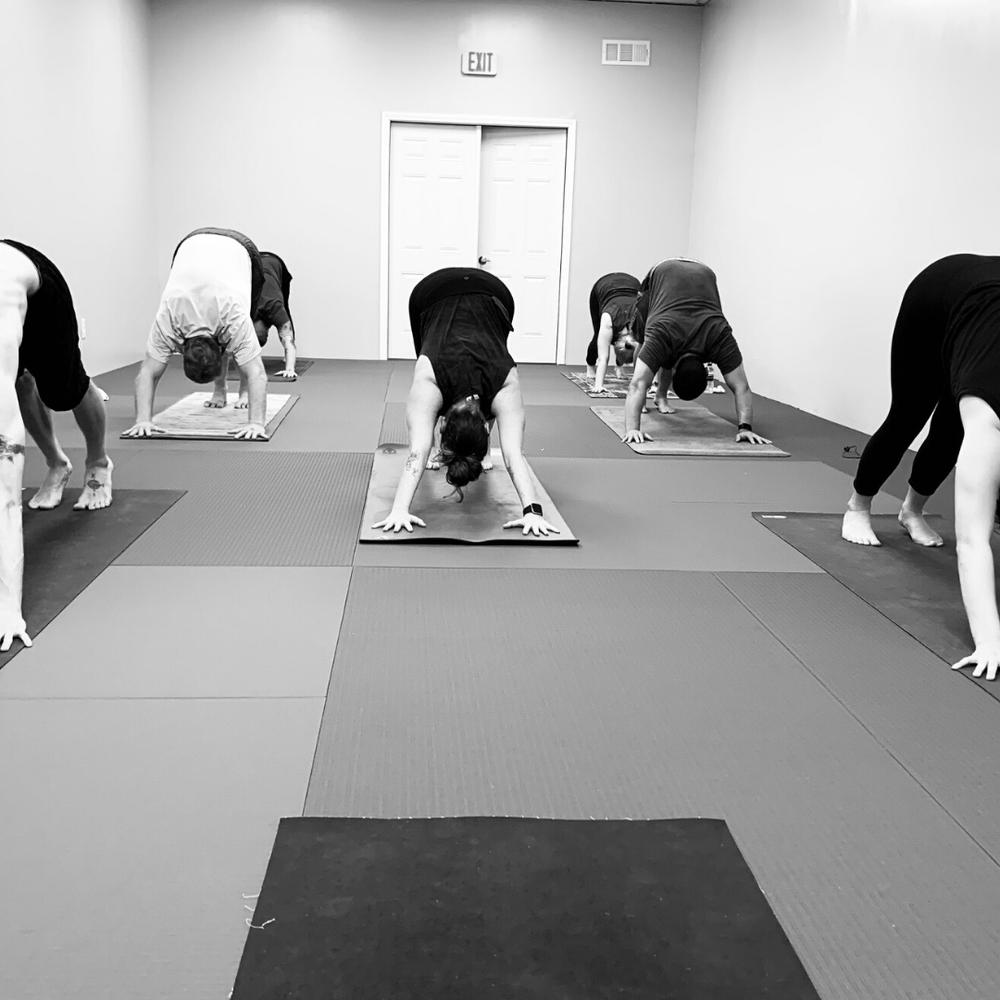 Power Yoga & Movement of Hattiesburg: 4400 Hardy St, Hattiesburg, MS