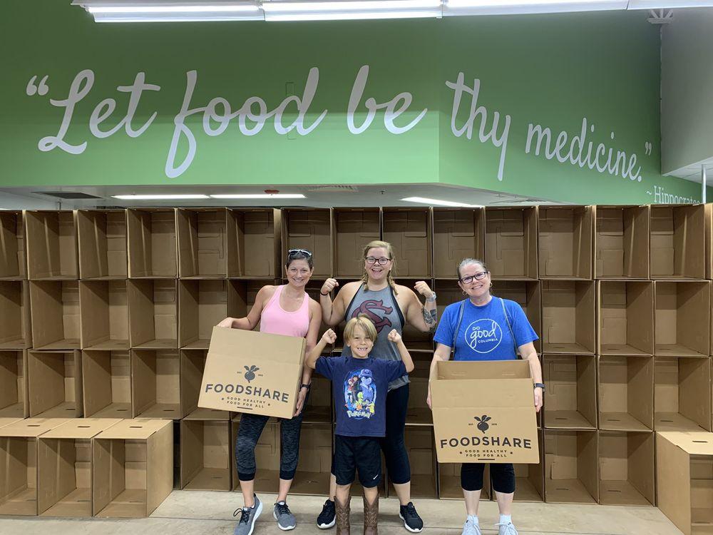 Foodshare: 2016 Harden St, Columbia, SC