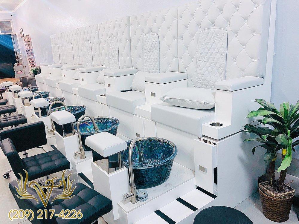 Organic Nail Lounge: 333 Preston Ave, Ione, CA