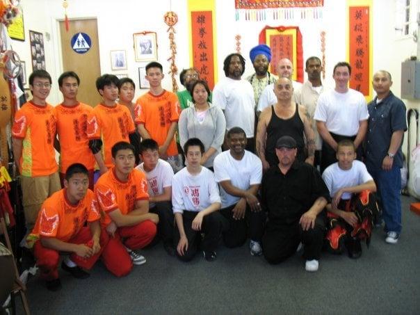 Teng Fei Lion Dance: 250 10th St, Oakland, CA