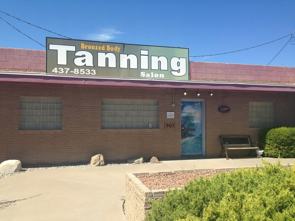 Bronzed Body Tanning Salon: 903 Filipino Ave, Alamogordo, NM