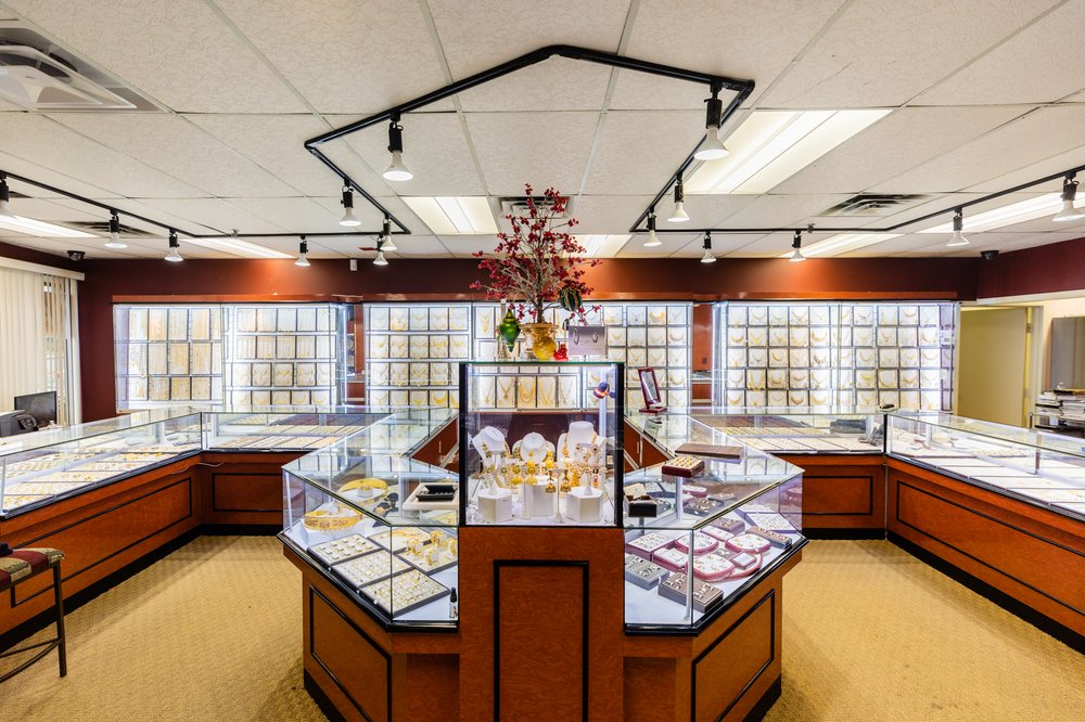 Gold City Jewelers: 451 Hungerford Dr, Rockville, MD