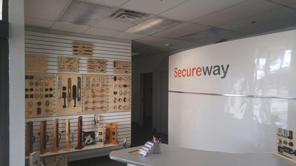 Secureway: 333 California Avenue, Brockville, ON