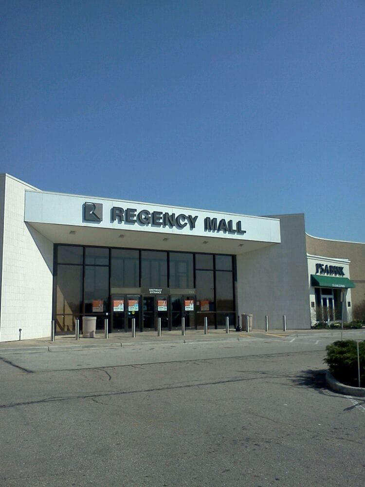 Regency Mall: 5538 Durand Ave, Racine, WI