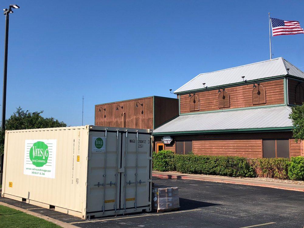 Waters AG Storage Containers: 809 Fm 369 Iowa Park Tx 76367, Iowa Park, TX