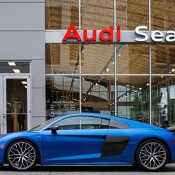 Audi Seattle Photos Reviews Car Dealers Th Ave - Audi seattle