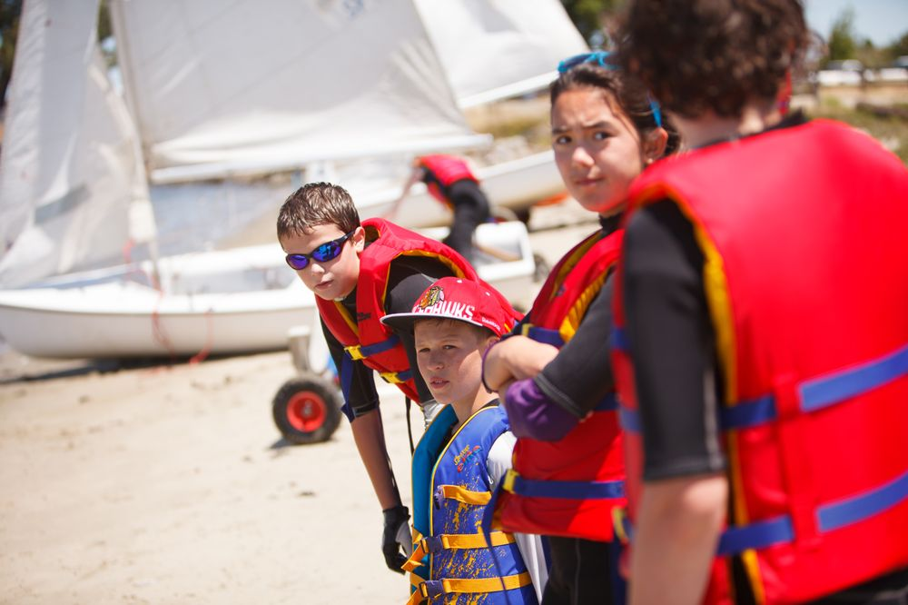 Alameda Community Sailing Center: 2532 Santa Clara Ave, Alameda, CA