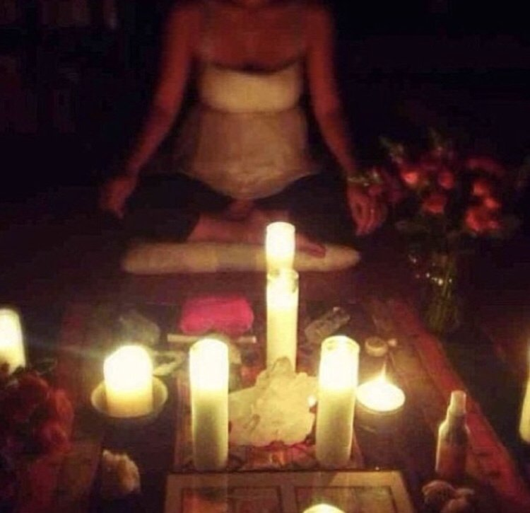 Old picture of me in Healing mediation! Love this pic - Yelp