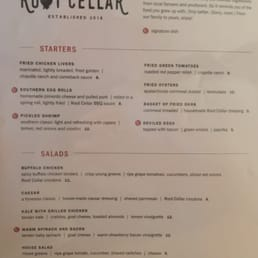 Photo of The Root Cellar - Lexington SC United States. Menu  sc 1 st  Yelp & Photos for The Root Cellar | Menu - Yelp