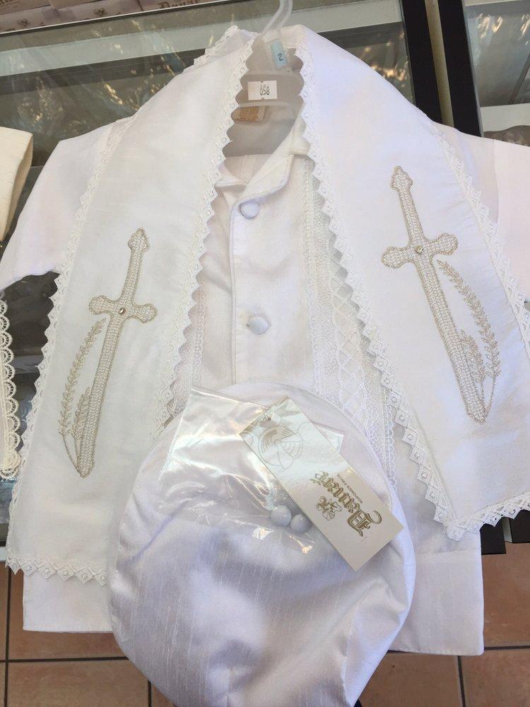 Danae Baptism Clothing: 1217 S Wall St, Los Angeles, CA