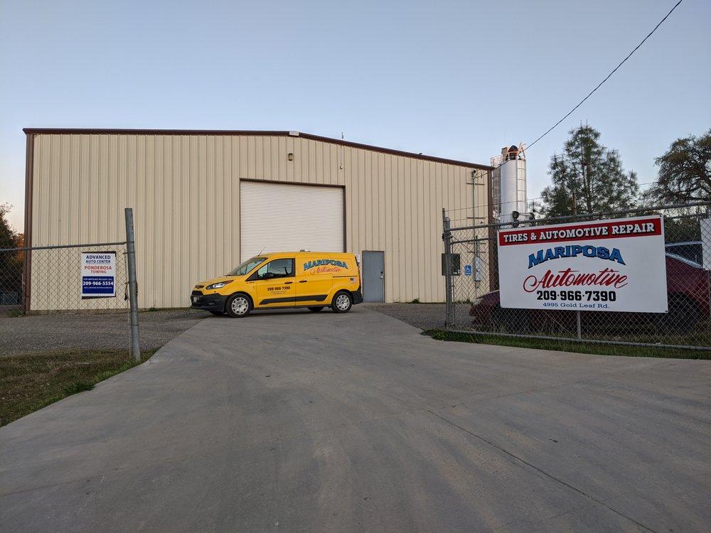 Mariposa Auto Center: 4995 Gold Leaf Dr, Mariposa, CA
