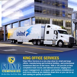 King Relocation Services - 202 Reviews - Movers - 13535