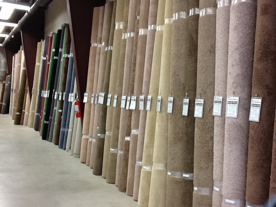 Carpet rems for the budget minded yelp for Acadian flooring