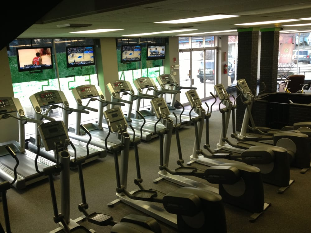 Forge Fitness: 141 N Main St, Crystal Lake, IL