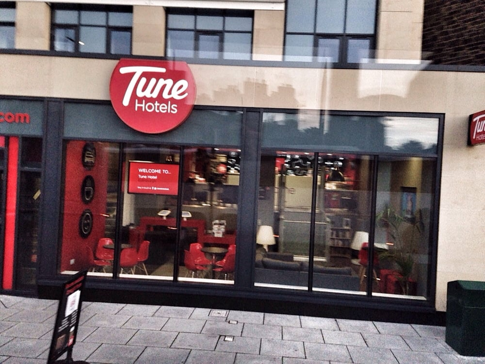 Tune hotel hotels 7 clifton terrace west end for 5 clifton terrace winchester b b