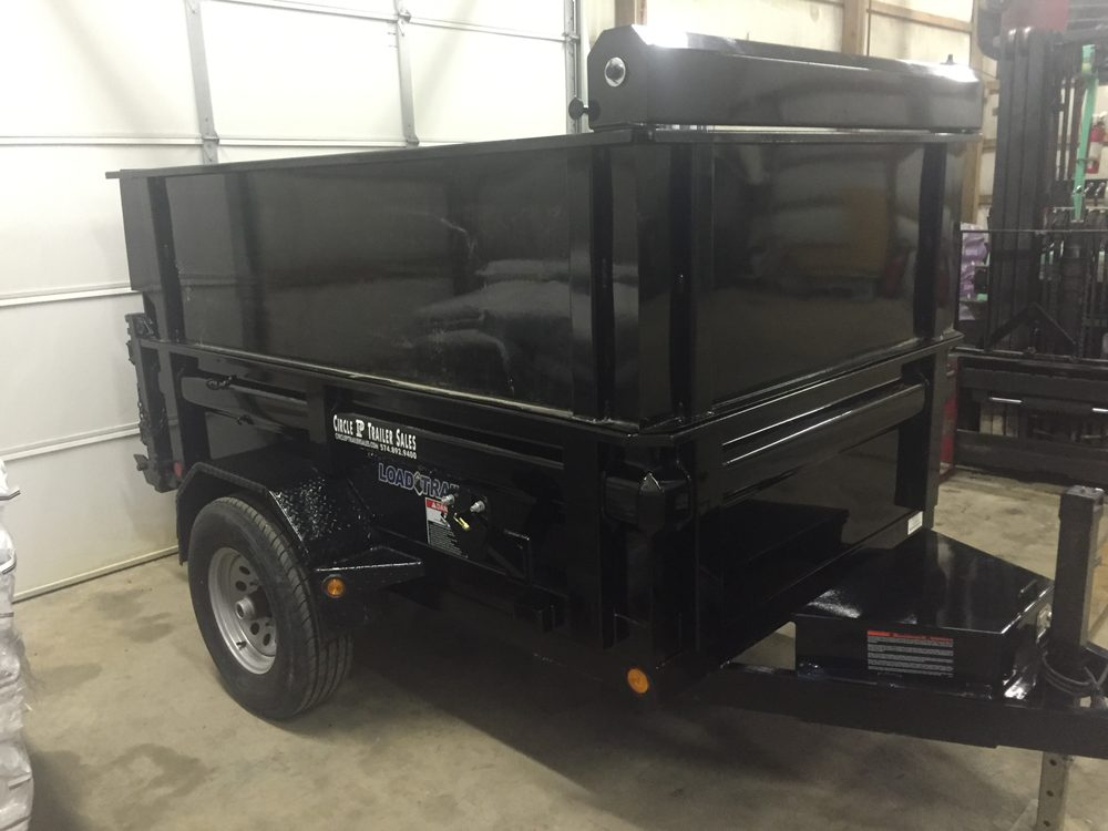 Circle P Trailer Sales: 700 W Marshall St, Argos, IN