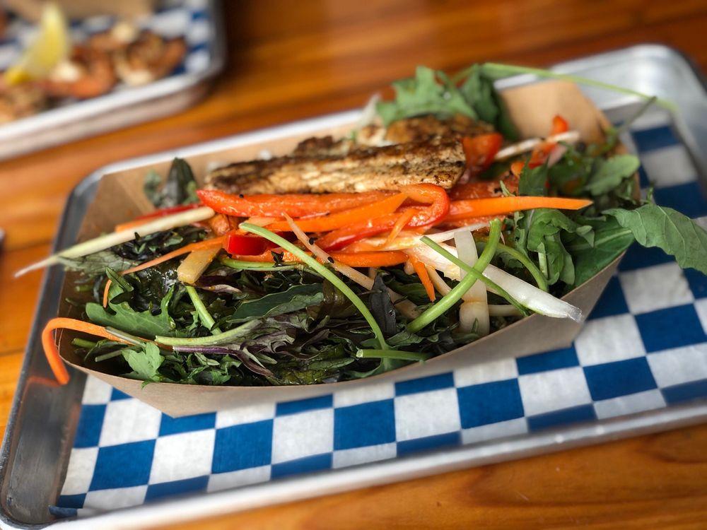 St. Augustine Seafood Company: 33 St George St, St. Augustine, FL