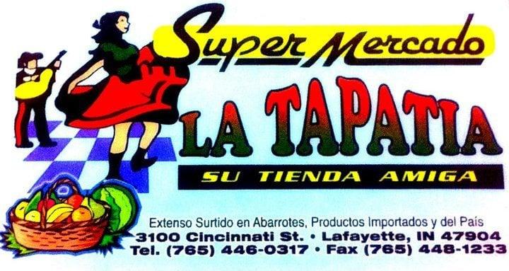 La Tapatia: 3100 Cincinnati St, Lafayette, IN