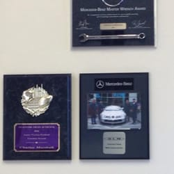 Marshall s mercedes benz specialty auto service 40 for Glendale mercedes benz service