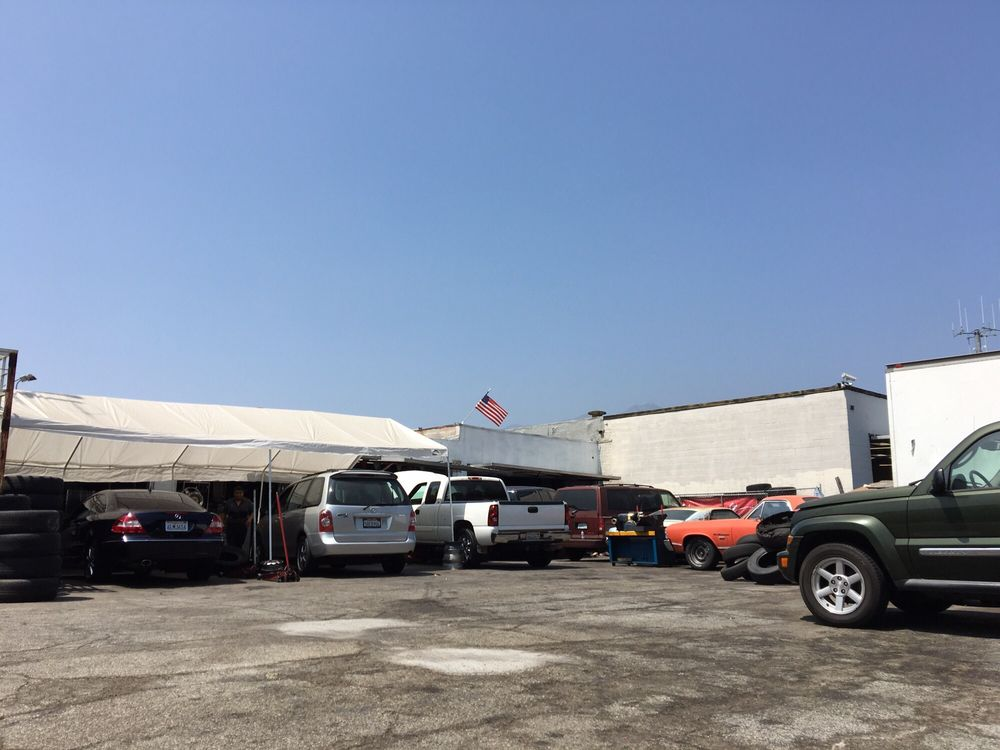Monrovia Tire Company: 511 S Ivy Ave, Monrovia, CA