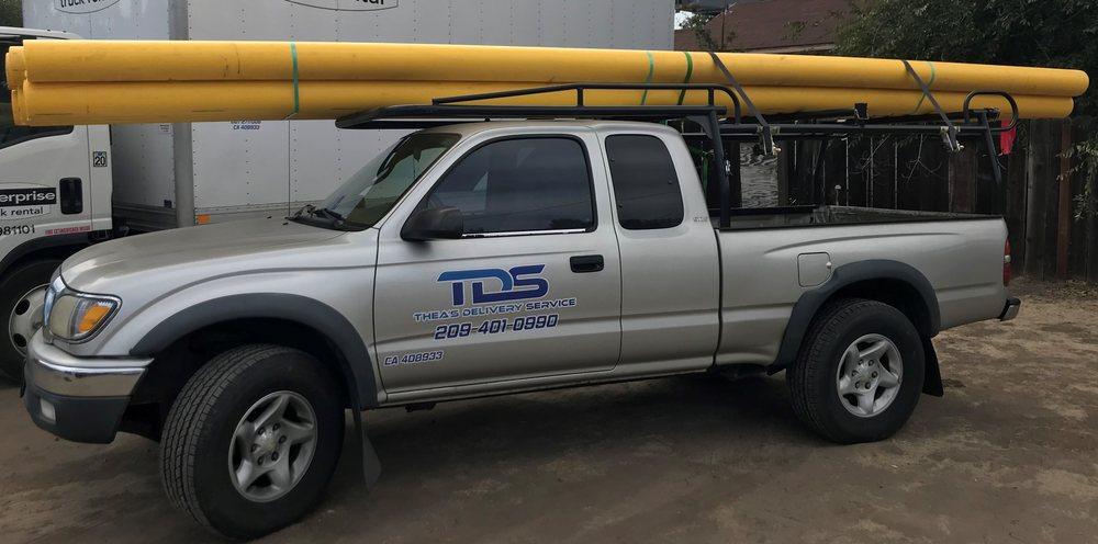 Thea's Delivery Service: Stockton, CA