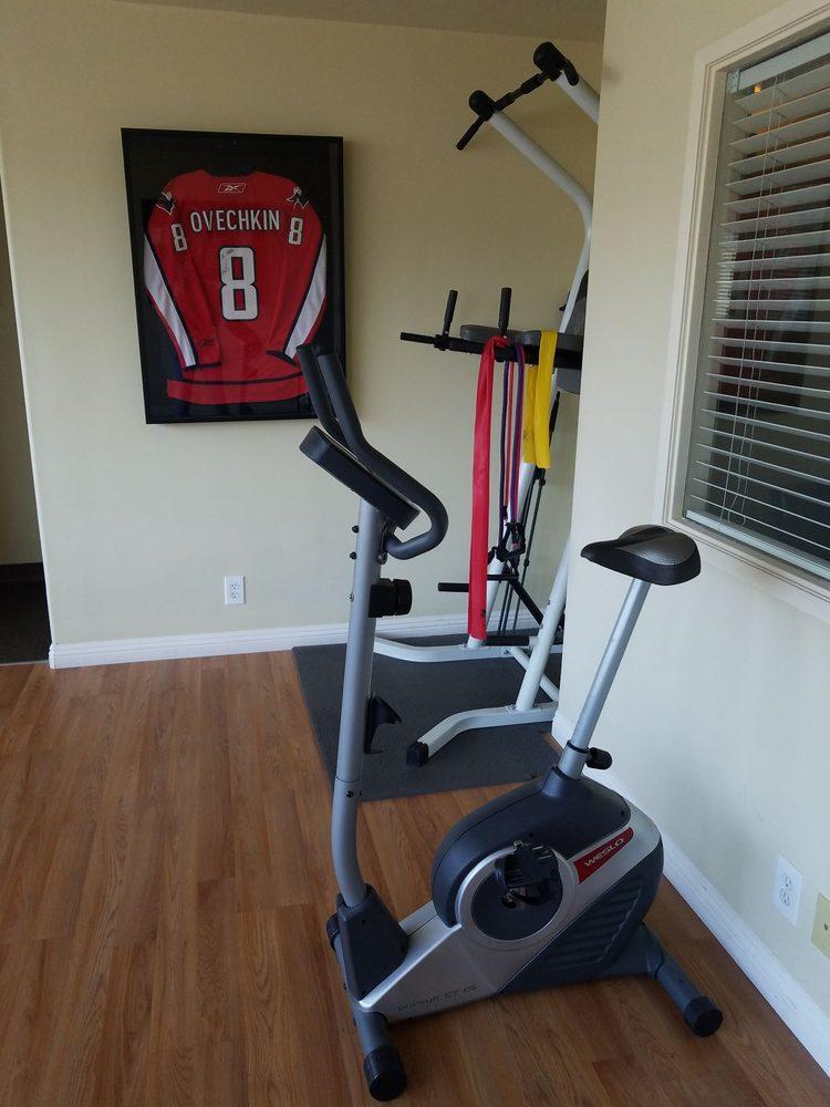 LA Training Room