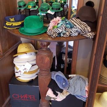 f6c4fb09c8620 Chapel Hats - 49 Photos   21 Reviews - Hats - 1642 E Buena Vista Dr ...