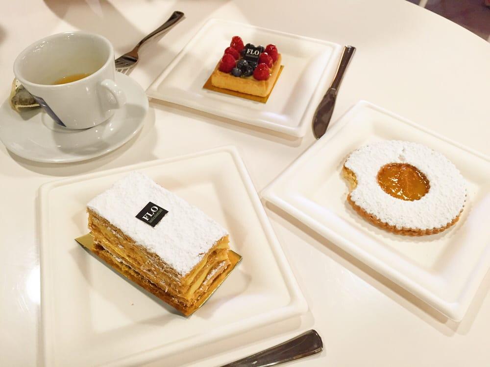 Flo Paris Bakery Cafe Houston Tx
