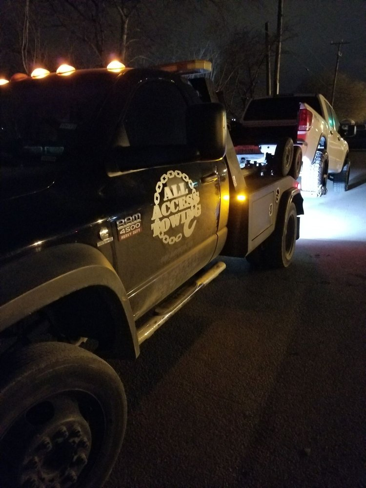 All Access Towing