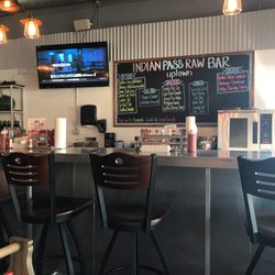 Photo Of Indian P Raw Bar Grill Uptown Port Saint Joe Fl