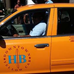 Photo Of Yellow Cab Taxi Huntington Beach Ca United States