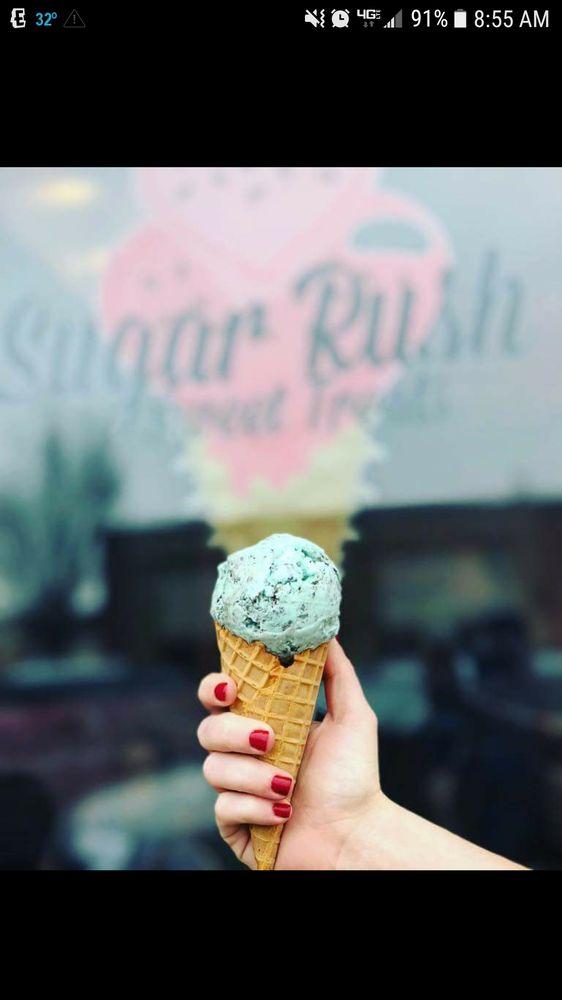 Sugar Rush Sweet Treats: 709 N Broadway St, Pittsburg, KS