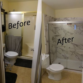 Bathroom Wraps San Diego Bath Wraps  46 Photos  Contractors  180 Mace St Otay .