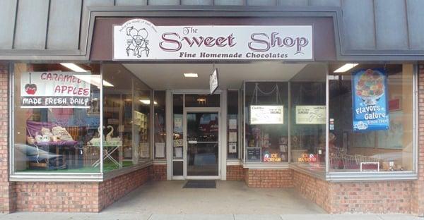 The Sweet Shop: 111 N Mitchell St, Cadillac, MI