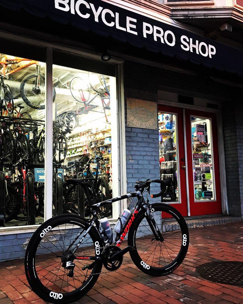 Bicycle Pro Shop